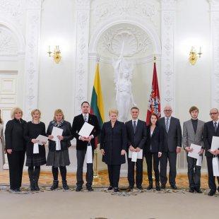 LR Prezidento kanceliarijos nuotraukos/ R. Dačkus